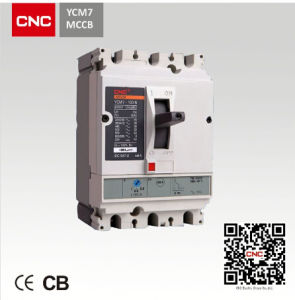 YCM7 MCCB Moulded Case Circuit Breaker pictures & photos