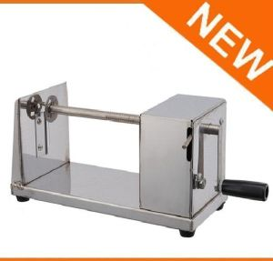 Manual Stainless Steel Potato Slicer (ZY-H001)