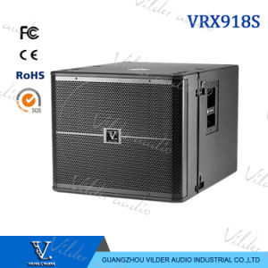 Vrx918sp Active Single 18inch Subwoofer pictures & photos
