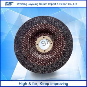 5′′ Double Fiber Resin Grinding Wheel/Disk for Metal Stainless Steel pictures & photos