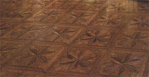 Art Parquet Wood Laminate Floor for 12.3mm pictures & photos