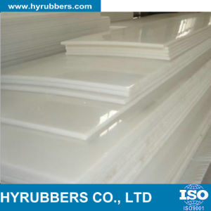 Heat Resistant Silicone Rubber Sheet Factory Supplier pictures & photos