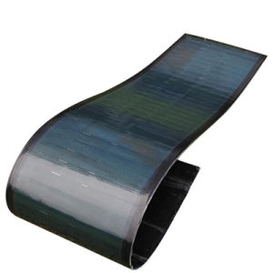 CIGS 120W Thin Film Flexible Solar PV Panels with 16.5% Efficiency pictures & photos