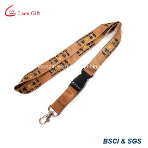Custom School Ribbon Neck Printed Lanyard pictures & photos