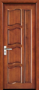 Europe Wooden Door (CL-2040) pictures & photos