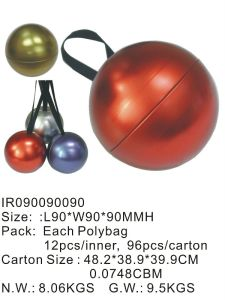 Ball Shape Gift Tin pictures & photos