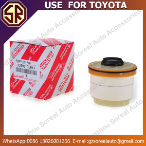 High Quality Auto Fuel Filter for Toyota 23390-0L041 pictures & photos