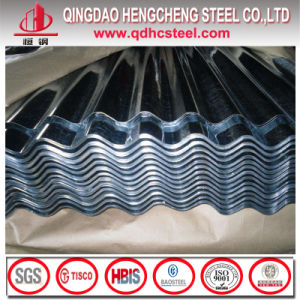 High Quality Hot Dipped Roofing Steel Sheet pictures & photos
