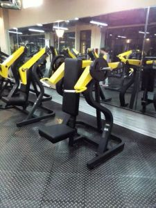 Plate Loaded Gym Machine Incline Chest Press (FW02) pictures & photos