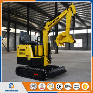 Cheap Mini Excavator 800kg China Minibagger for Greenhouse pictures & photos