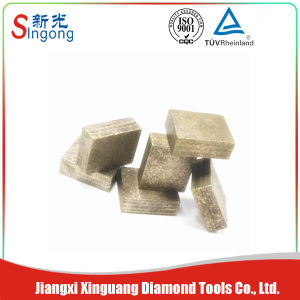 Granite Diamond Segment for Cutting Process in Manufacturer pictures & photos
