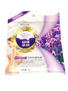 Strawberry Bodycare Massage Milky Cream (moisturizing and nourishing) pictures & photos