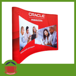 Exhibition Product Curved Wall Banner pictures & photos