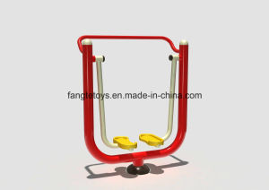 High Quality Outdoor Fitness Equipment Parallel Bars Outdoor Body Building Equipment FT-Of313 pictures & photos