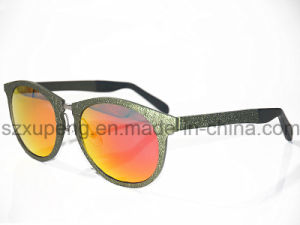Customized New Style Mirror Len Aluminum Sunglasses