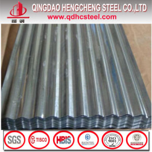 ASTM A653m Zinc Iron Galvanized Gi Corrugated Steel Roofing Sheet pictures & photos