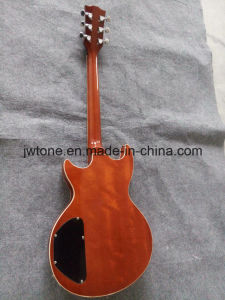 Double Cutway Quality Custom Ovation Electric Guitar pictures & photos