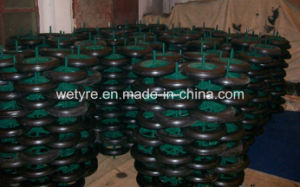 China Wholesale Solid Rubber Wheels for Wheelbarrow (14X4)
