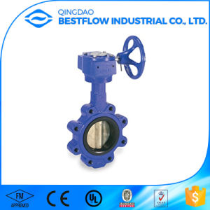 Wafer Type Flange Butterfly Valves pictures & photos