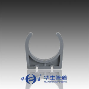 Huasheng Plastic Dn32-125 CPVC DIN Bracket pictures & photos