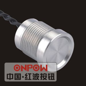 Onpow 16mm Piezo Switch with Finger Location (PS165Z10YSS1, CCC, CE) pictures & photos