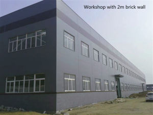Portal Frame Prefabricated Steel Structure Warehouse (KXD-SSW5) pictures & photos