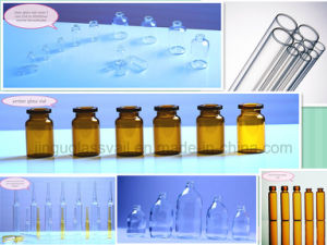 5ml Neutral Borosilicate Amber Glass Ampoule pictures & photos