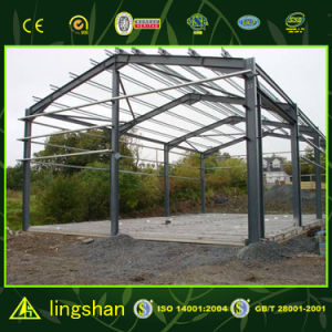 Galvanized and Painting Metal Steel Frame pictures & photos