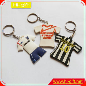 OEM Cheap Gift Soft PVC Rubber Keychain