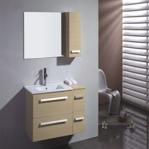 Melamine Surface Bathroom Vanity with Good Quality pictures & photos