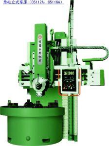 Good Price CNC Vertical Lathe (CK5116) pictures & photos