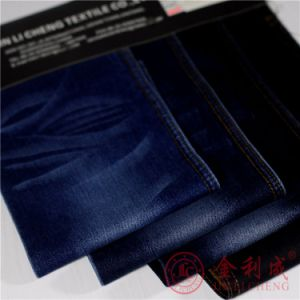 Nm4325-1 Denim Fabric for Jeans pictures & photos