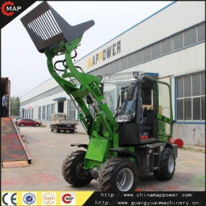 China Map Power Front End Loader Parts pictures & photos