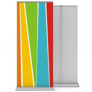 Best Price Wide Base Roll up Banner Stand V1 pictures & photos