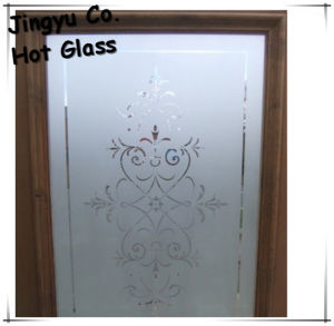 3-12mm Novel Patterned Frosted Glass pictures & photos
