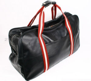 Vinyl PVC PU Leather Yoga Gym Sport Travel Bag pictures & photos