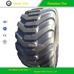 Big Ariculture Truck High Flotation Tyre (500/60-22.5, 48X25.00-20, 600/55-22.5) pictures & photos