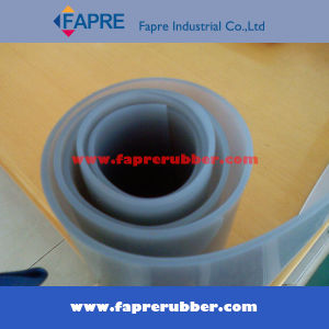Customized Silicone Rubber Sheet/Industrial Silicone Sheet/Rubber Flooring Mat. pictures & photos