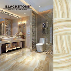 Inkjet Glazed Polished Floor Tile with Marble Pattern 800X800 (11845) pictures & photos