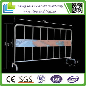Galvanized Safety Crowd Control Barrier for Hot Sale pictures & photos