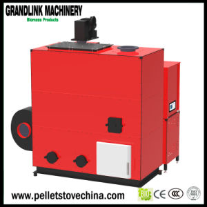 Wood Pellet Hot Air Stove pictures & photos