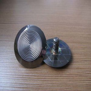 PVD Stainless Steel Tactile Indicator Road Stud (XC-MDD1101) pictures & photos