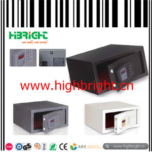 Money Cash Box Metal Cash Safety Box for Hotel pictures & photos