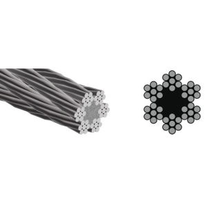 Steel Wire Rope 6x7 pictures & photos