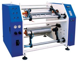 High Speed Stretch Film Rewinding Machine (TRRW-500, TRRW-1000) pictures & photos