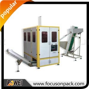 Stretch Automatic Pet Bottle Blowing Machine pictures & photos