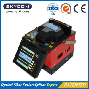 Patented Fiber Optic Fusion Splicer (Skycom T-107H) pictures & photos