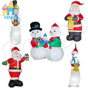 China Walmart Inflatable Christmas Snowman with Certificates ...