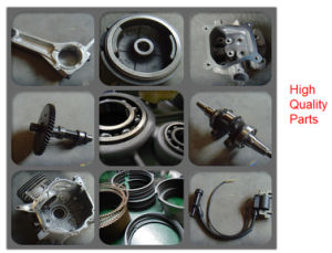 15HP Air-Cooled Small Gasoline Engine (FD192F / 439cc) pictures & photos