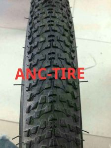 Anc-Top Quality Black/Colored Bicycle Tires